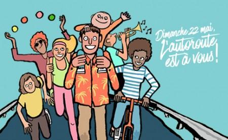 Le 22 mai, le Viaduc est réservé aux coureurs