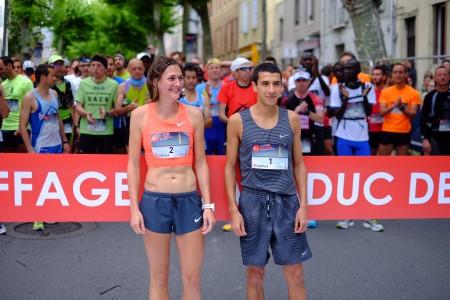 Bravo aux finishers!