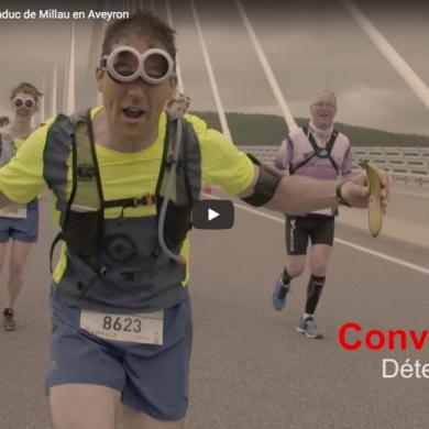 Vidéo de présentation Course Eiffage du Viaduc de Millau en Aveyron 2018