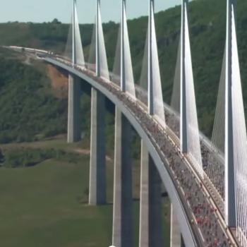 Le film de La Course Eiffage du Viaduc de Millau 2014