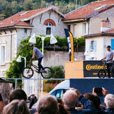 Show freestyle avec Bike Résolution
