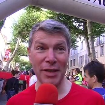 Interview de Pierre Berger Directeur général de la course Eiffage